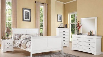 Glamour Bedroom Sete